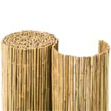 Bambusmatte für die Anwendung an Zaun oder Balkon