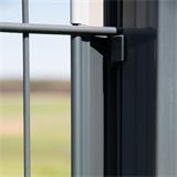Sichtschutzstreifen PVC Zaunblende 0,19x35 m Basic