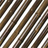 Schönes, stabiles Bambusrohr in Teakoptik.