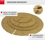 Kokosscheibe Kokos Scheibe Winterschutz