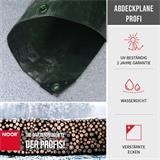 Die Abdeckplane eignet sich perfekt für alle Arten von Maschinen zum Schutz vor Wind, Wetter, Regen, Schnee.