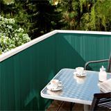 Balkonblende Sichtschutzmatte PVC MADE IN GERMANY