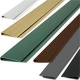 Abdeckprofil für PVC Sichtschutzmatten Sichtschutz