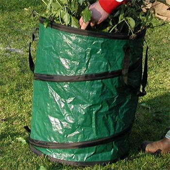 *Set* POP-UP Sack M 100L + Gartenmüllsäcke 140L