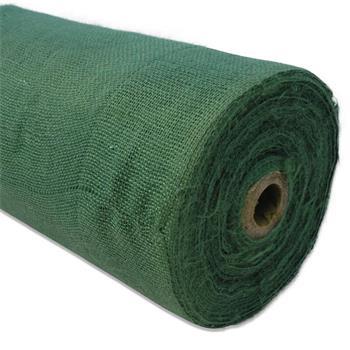 JUTEGEWEBE H215/100 cm grün