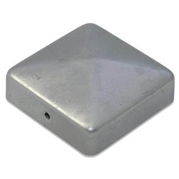 Abdeckkappe für Zaunpfosten Vierkant 7x7cm