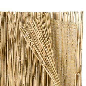 Bambusmatte Bambus Sichtschutz Zaun Balkon Bombay