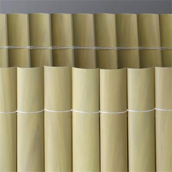 Sichtschutzmatte PVC Sichtschutz Kunststoff Aktion