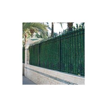 Kunsthecke Sichtschutz Hecke 1x3m für Zaun -50%