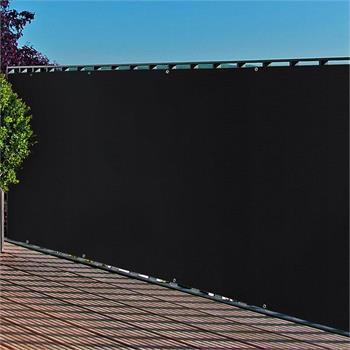 Balkonblende mit Ösen Sichtschutz Balkon