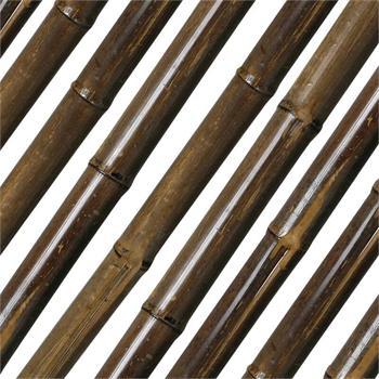 Bambusrohr Teak Ø60/70mm 180cm Bambus Rohr Tonkin