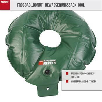 Frogbag Donut Bewässerungssack 100L PVC 520 g/m²