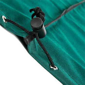 Schutzhülle Premium für Stühle 100x61x61 cm grün