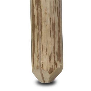Zaunpfahl D ca. 8-10cm,  L100cm, geschält
