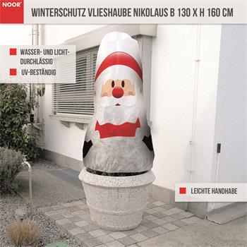 Winterschutz Vlieshaube Nikolaus B 130 x H 160 cm