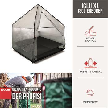 Isolierboden für Iglu Überwinterungszelt XL
