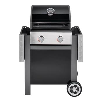 Jamie Oliver BBQ Gasgrill Home 2 Black