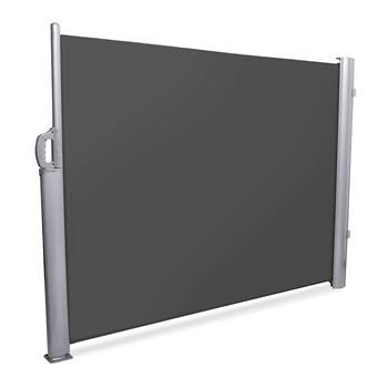 Seitenmarkise Exklusiv 160x350 cm anthrazit