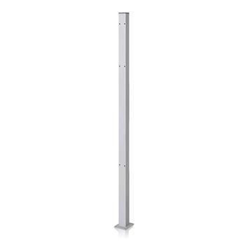 Standpfosten Seitenmarkise Exklusiv 140 cm