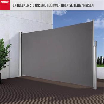 Wandhalter für Seitenmarkise Exklusiv