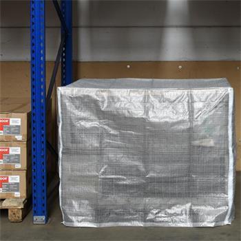 Palettenhaube LDPE 125x85x98 cm (LxBxH)