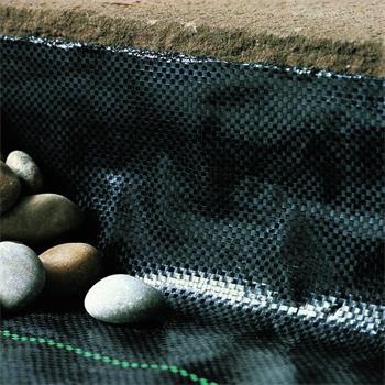 Unkrautblocker Unkrautfolie ca. 0,9x10m 105 g/m²