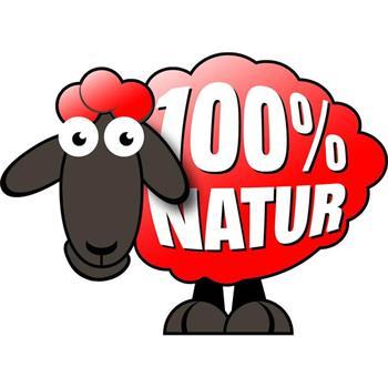 Wollkordel aus Schafwolle 3m Ø 1 cm naturweiß