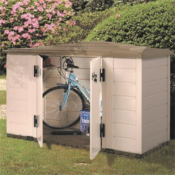 Mülltonnenbox EVO 200 212x88x133cm V50.09.004