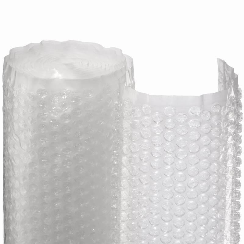 Egal ob für Pflanzen oder als Verpackungseinheit: Luftpolsterfolie
