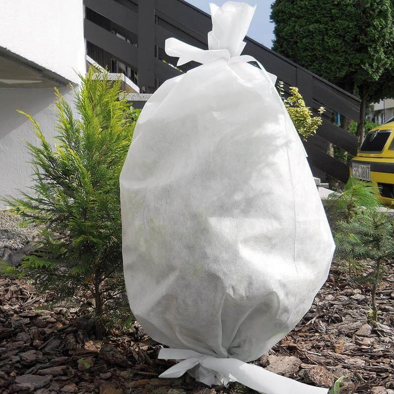 Winterschutz Vlieshaube Profirolle weiß 50g/m²