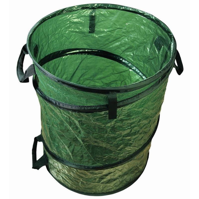 Aufgestellter Gartensack Popupsack mit Tragehenkeln