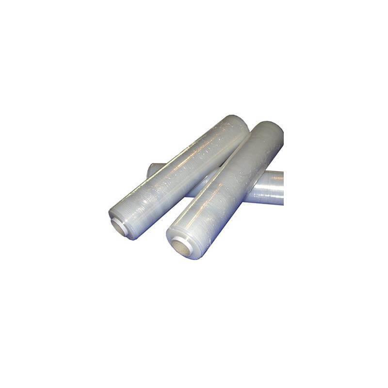 Flexible, elastische Handstretchfolie für die sichere Verpackung