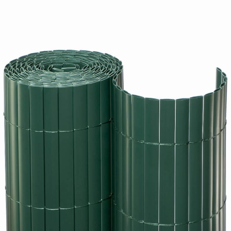 Die 10 Meter langen Rollen sind speziell für große Balkonflächen geeignet