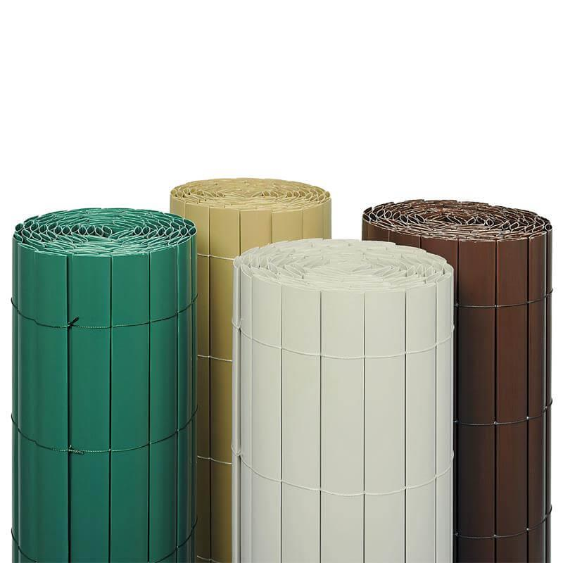 Mehrere Farben und Größen stehen für Ihren PVC Gartenzaun zur Verfügung