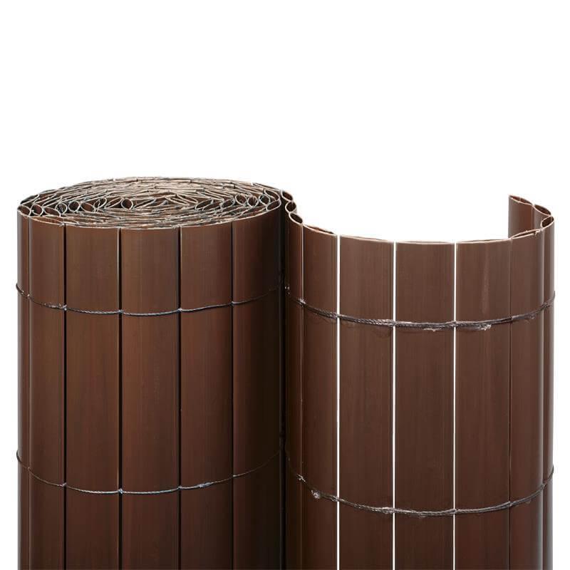 Qualitativ extra hochwertige PVC Sichtschutzmatten für den Außenbereich