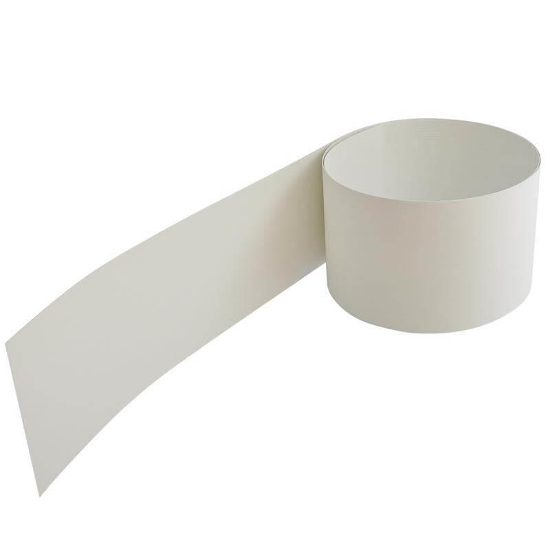 30cm langes Stück als Muster für den Doppelstabzaun. Testen Sie Qualität und Handhabung.
