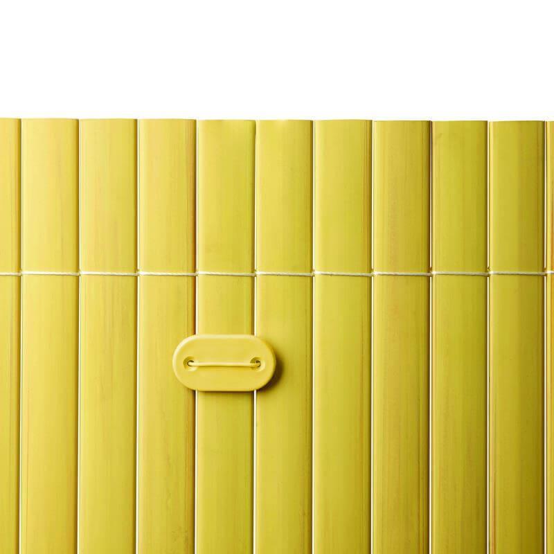 Befestigungskit für PVC Sichtschutzmatten 26 Stück