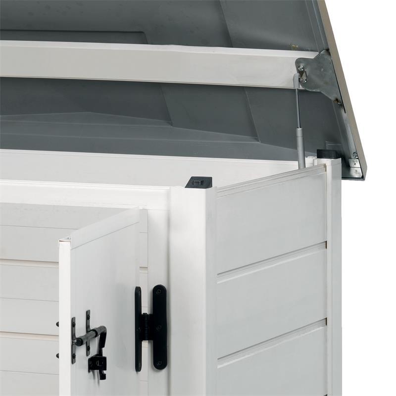 Mülltonnenbox EVO 100 131x88x133cm V50.08.004
