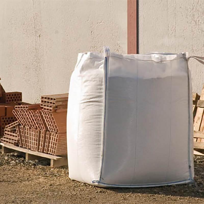 Big Bag ist auf Baustellen hilfrich für Boden