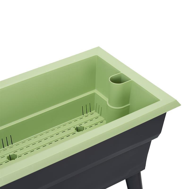 Hochbeet Calipso 81x38x100cm 7 Ltr. Wasserspeicher