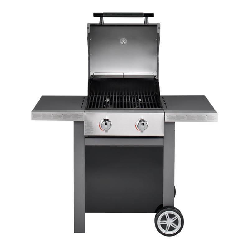Jamie Oliver BBQ Gasgrill Home 2 Black 7,2 kW