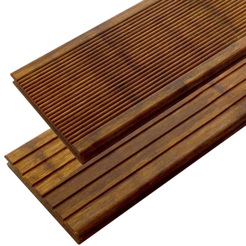 terrassendiele aus bambus hart wie stahl. Black Bedroom Furniture Sets. Home Design Ideas