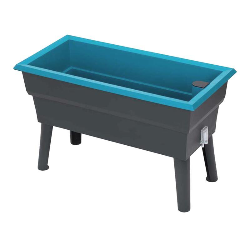 Hochbeet Calipso 81x38x50cm 7 Liter Wasserspeicher