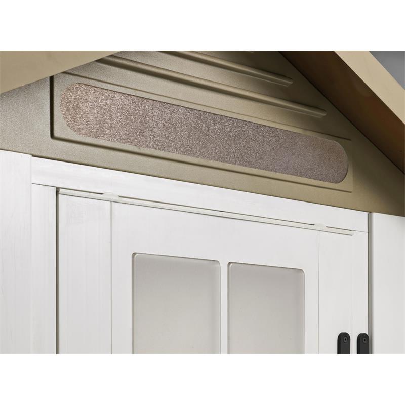 Gartenhaus TUSCANY EVO 80 96,5x96,5x203cm V50.04.0