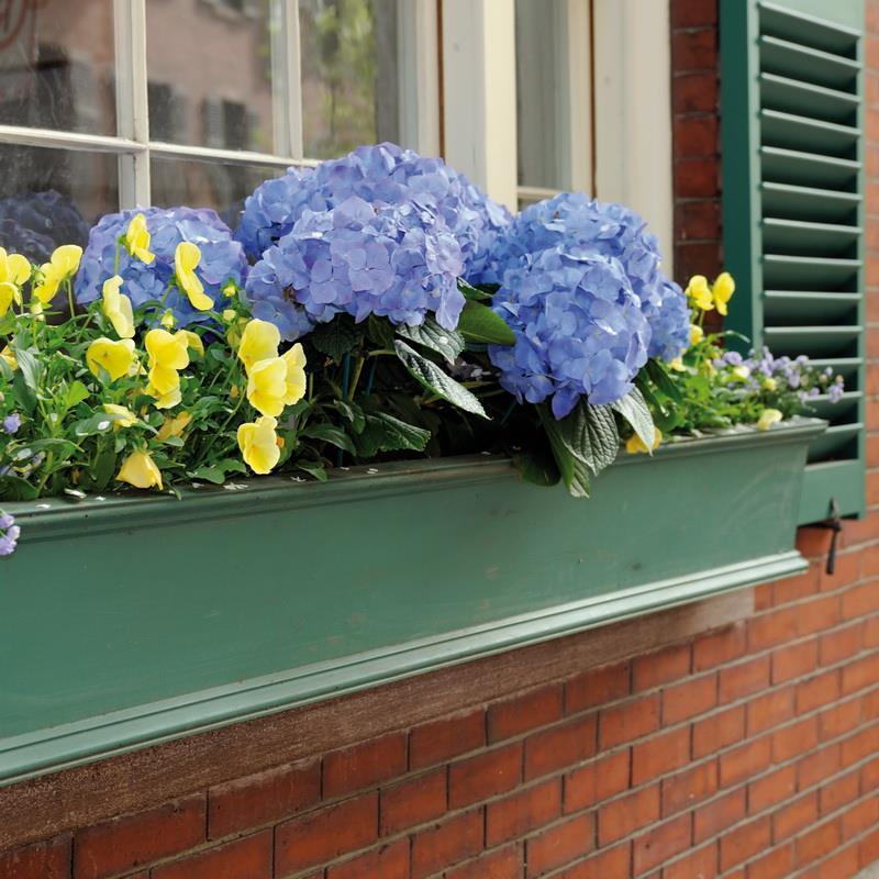 Premium Blumenkastenvlies dunkelgrau 1x1 m 90 g/m²