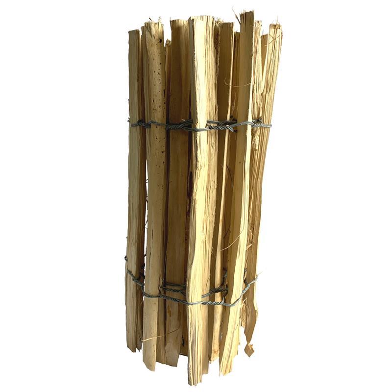 Haselnuss-Rankhilfe 50 x 200 cm 3-4 Lattenabstand