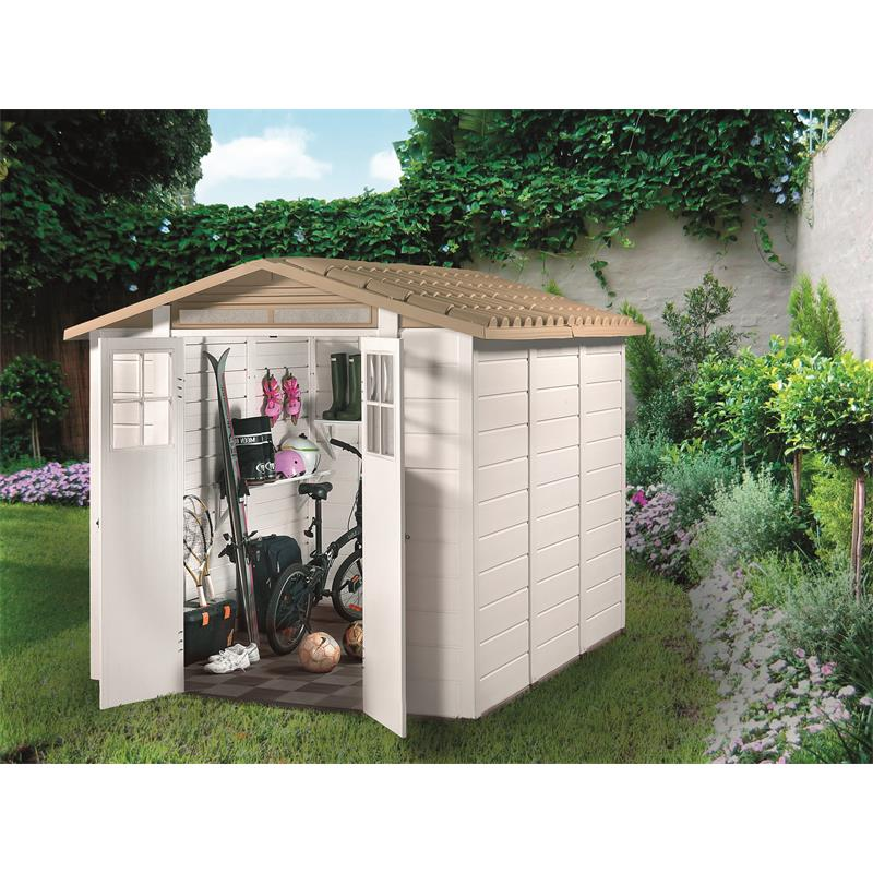 Gartenhaus TUSCANY EVO 240 229x262x220cm V50.06.00