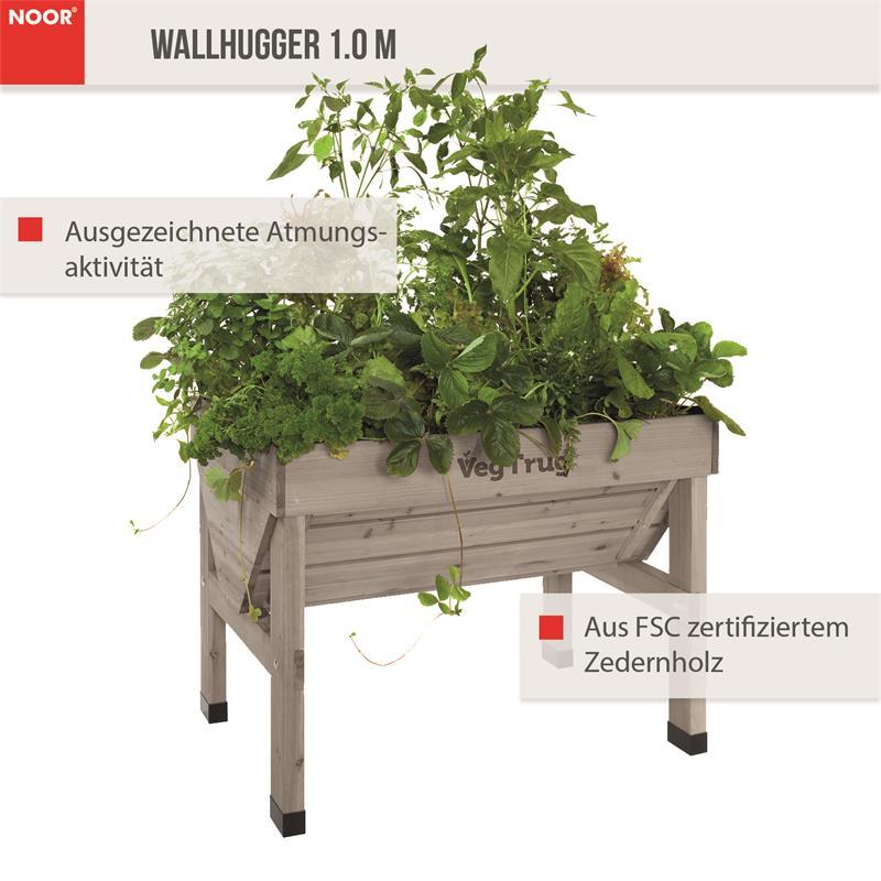 Hochbeet Wallhugger103x46x80 cm VegTrug