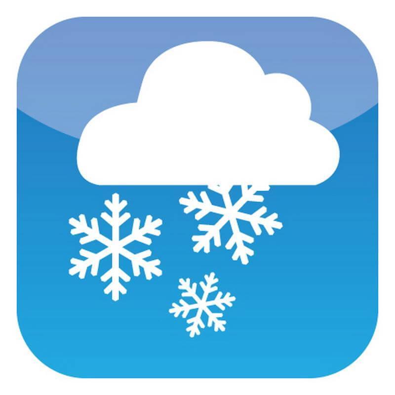 Die Winterhaube ist natürlich speziell für den Winter geeignet.