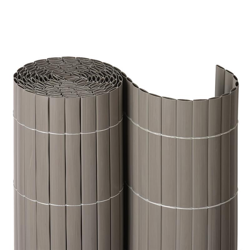Sichtschutzmatte PVC Sichtschutz Kunststoff 3m